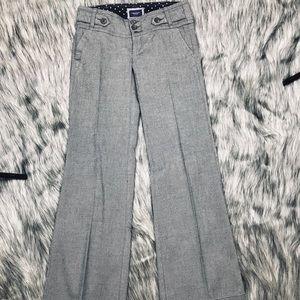 American Eagle Grey Dress Pants